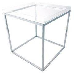 Tablett-Tisch Square 43x40cm