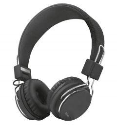 Ziva Foldable Kopfhörer in schwarz