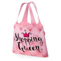 """Faltbare Einkaufstasche """"Shopping Queen"""""""