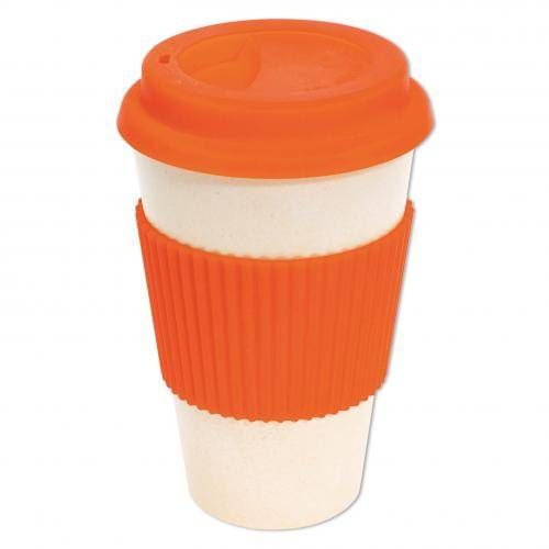 Coffee to go Becher Eco Cup Orange